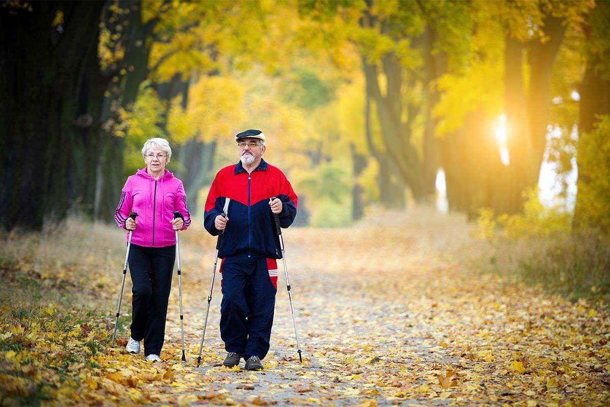 скандинавская ходьба пожилые картинка вопрос как декорировать