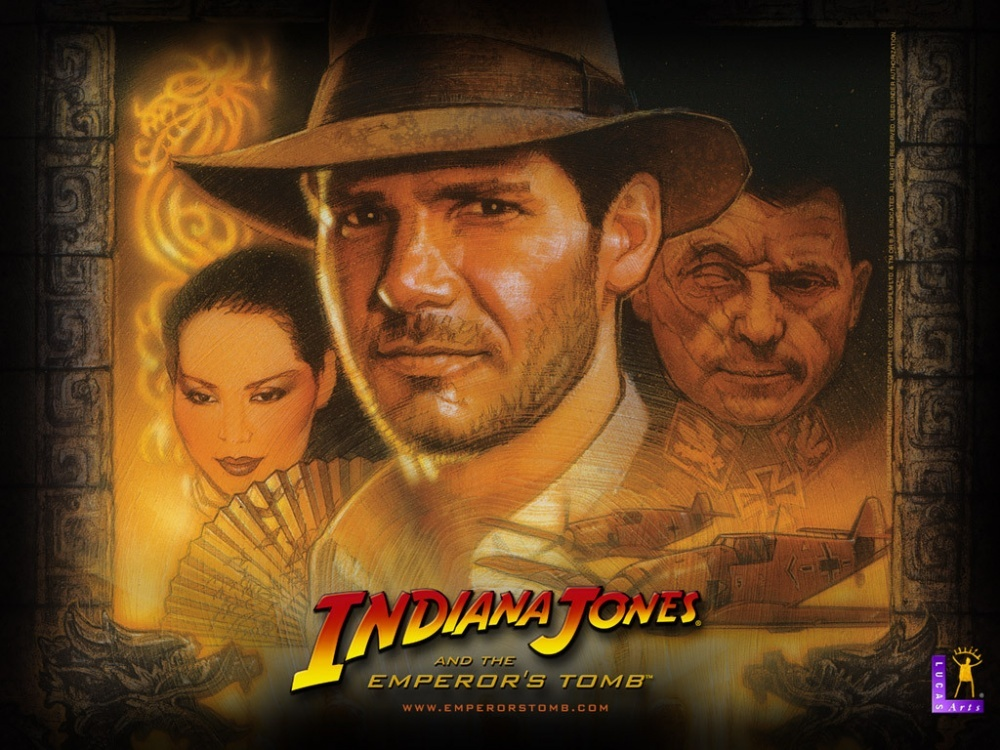 Рецензия Indiana Jones and the Emperor's Tomb