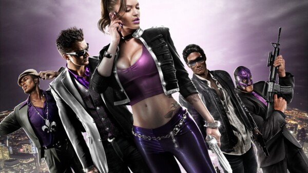 Ремастер Saints Row: The Third