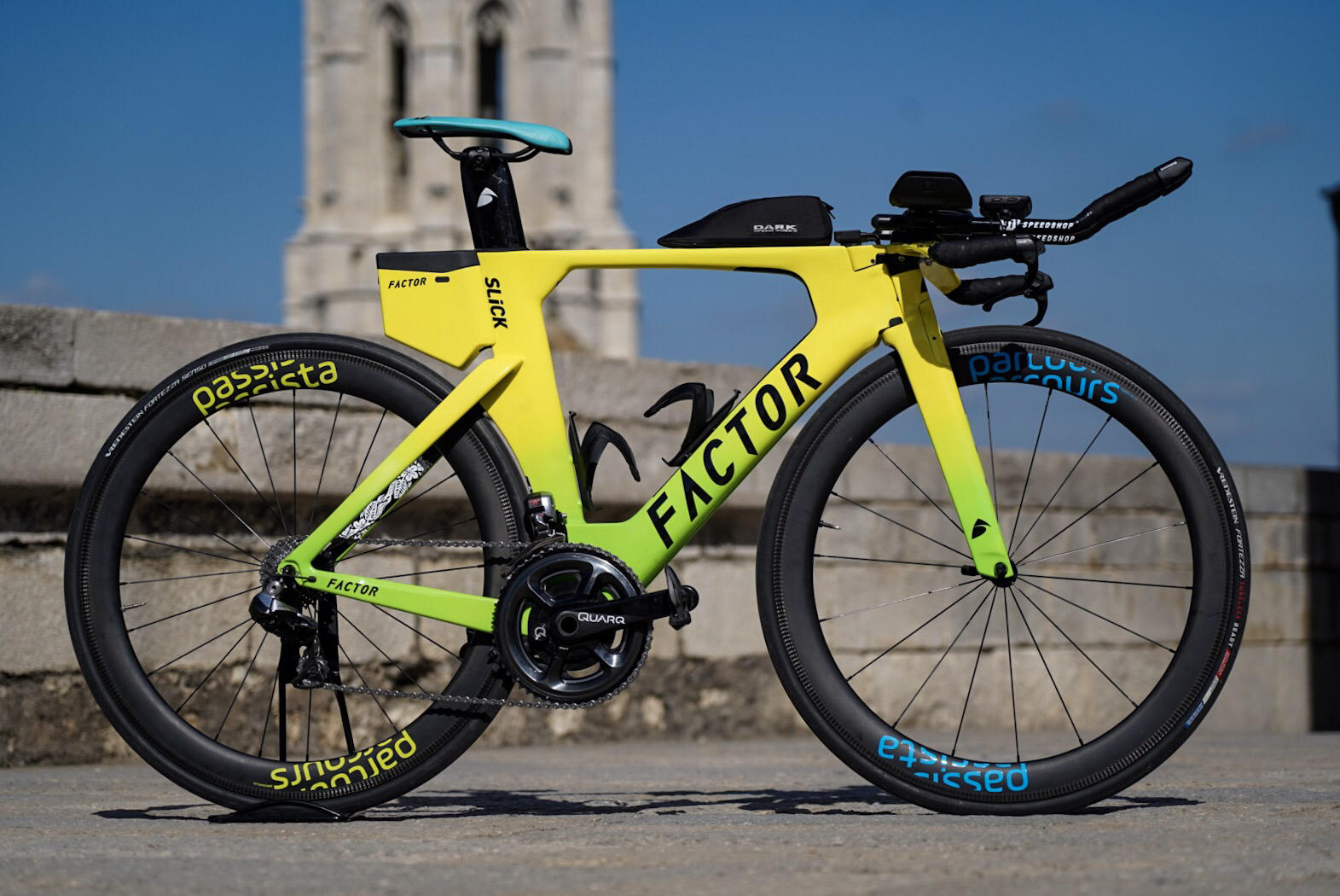 Factor SLiCK Disc Kona Custom
