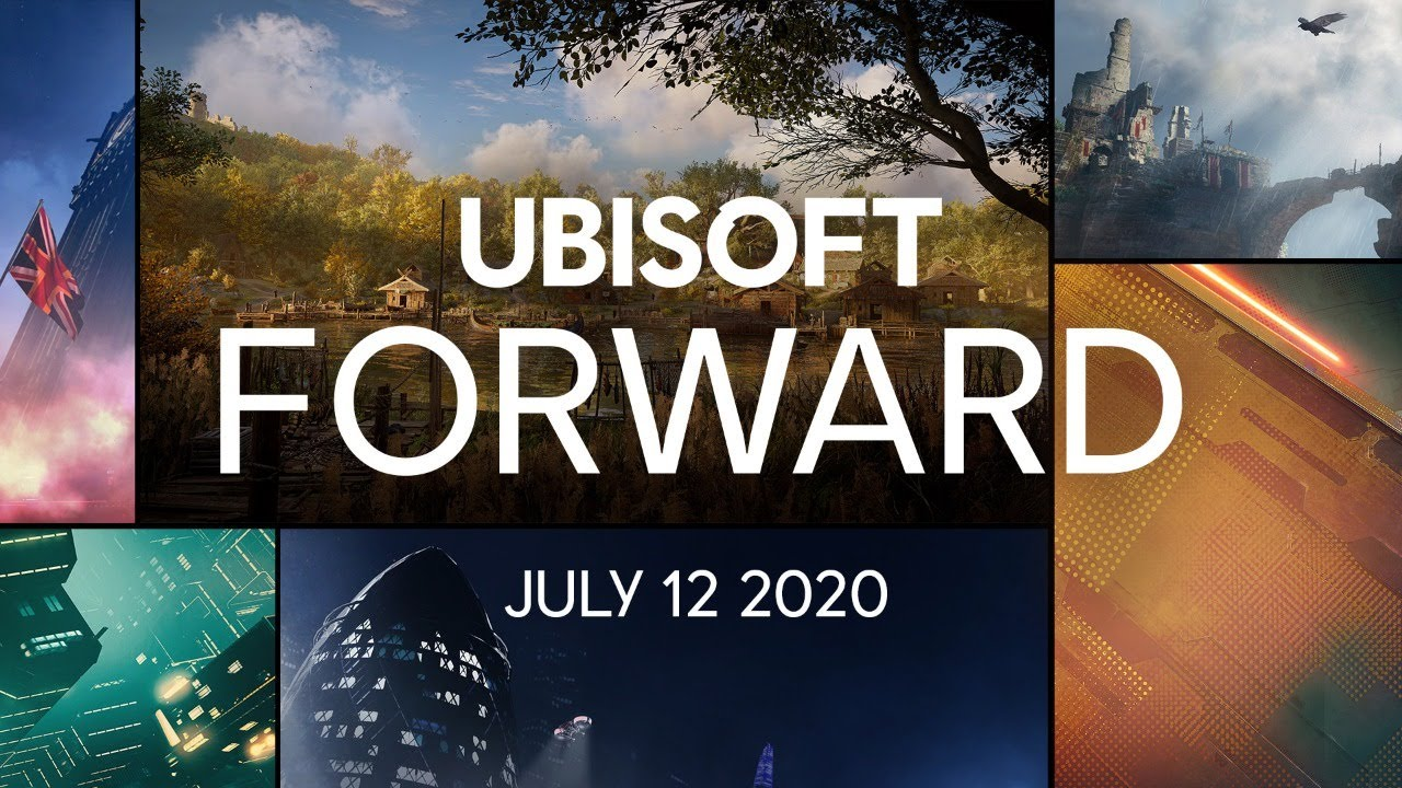 Презентация Ubisoft Forward