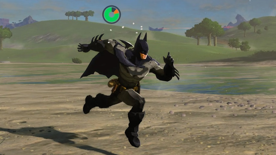 Batman in Legend of Zelda