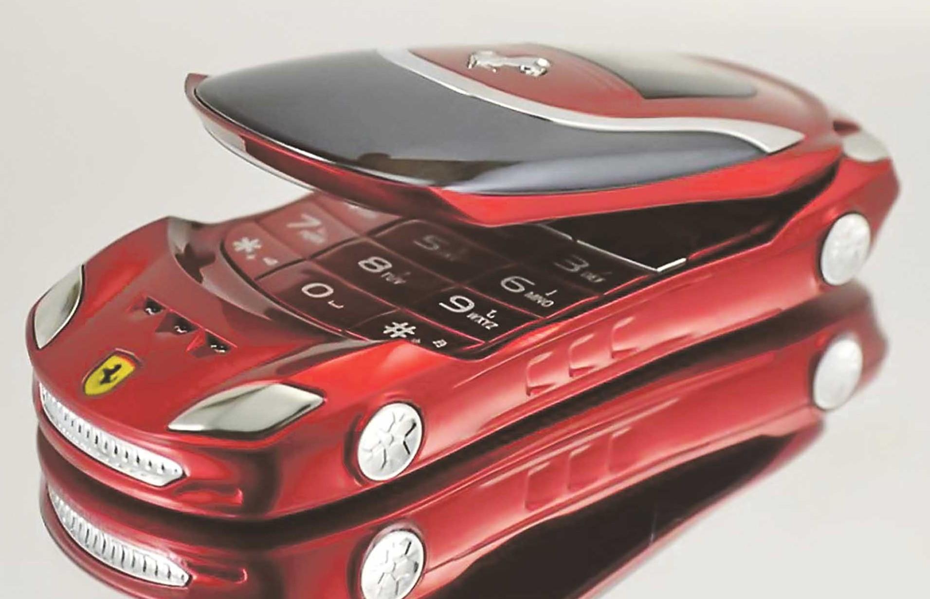 Телефон-машинка