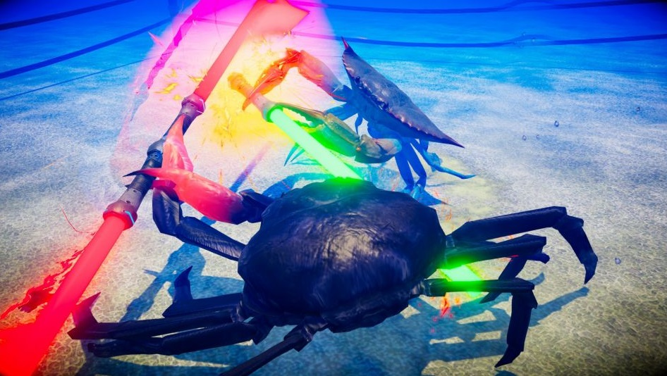 Fight Crabs