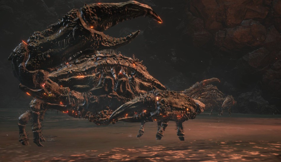 Giant Crab (Dark Souls 3)