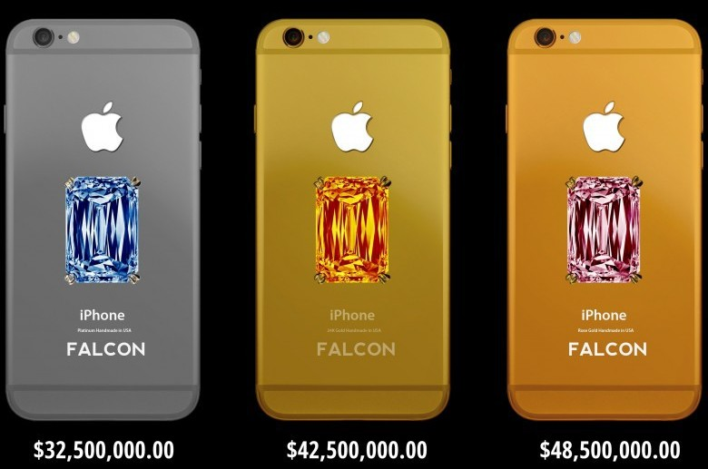 IPhone от Falcon luxury group